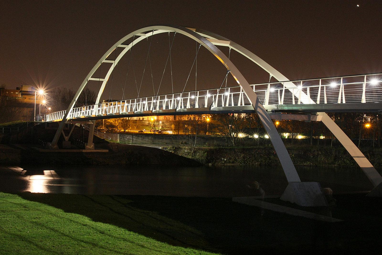 Navvies Bridge, Workington britball team